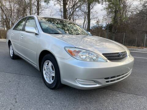 2003 Toyota Camry for sale at PM Auto Group LLC in Chantilly VA