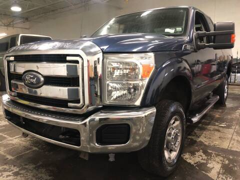 2011 Ford F-250 Super Duty for sale at Paley Auto Group in Columbus OH