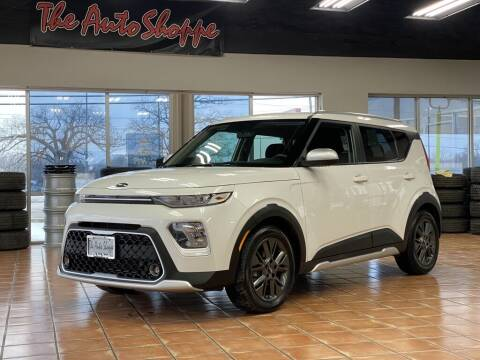 2020 Kia Soul for sale at The Auto Shoppe in Springfield MO