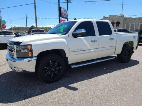2013 Chevrolet Silverado 1500 for sale at Kessler Auto Brokers in Billings MT