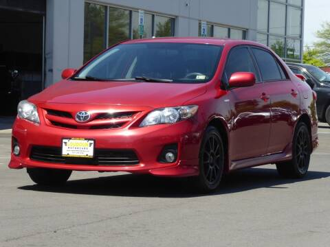 2013 Toyota Corolla for sale at Loudoun Motor Cars in Chantilly VA
