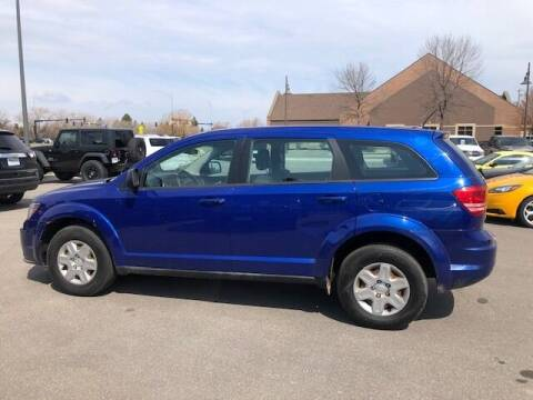 2012 Dodge Journey for sale at ROSSTEN AUTO SALES in Grand Forks ND
