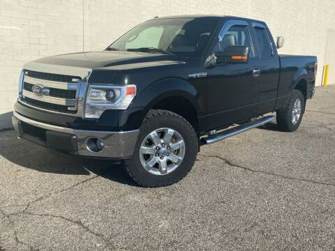 2014 Ford F-150 for sale at Samuel's Auto Sales in Indianapolis IN