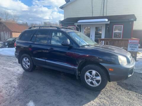 2005 Hyundai Santa Fe for sale at PENWAY AUTOMOTIVE in Chambersburg PA
