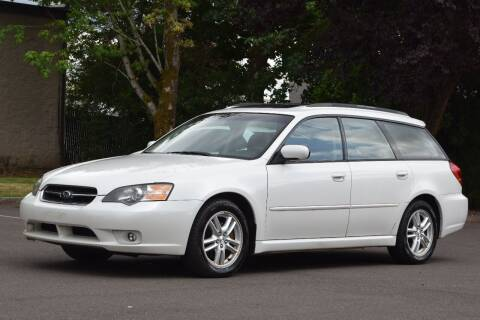 2005 Subaru Legacy for sale at Overland Automotive in Hillsboro OR