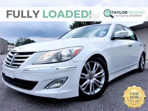 2012 Hyundai Genesis for sale at Taylor Trading in Orange Park FL