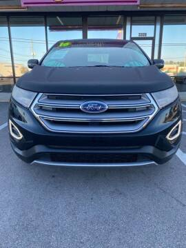 2016 Ford Edge for sale at East Carolina Auto Exchange in Greenville NC