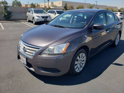 2015 Nissan Sentra for sale at Auto Facil Club in Orange CA