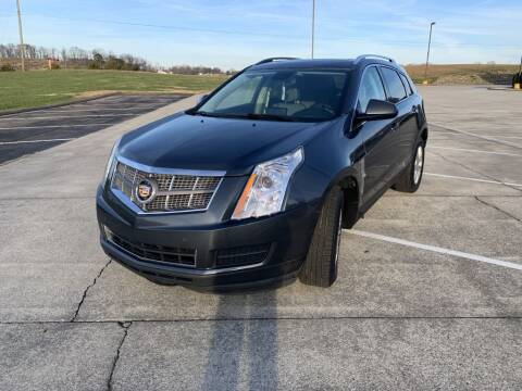 2010 Cadillac SRX for sale at 411 Trucks & Auto Sales Inc. in Maryville TN