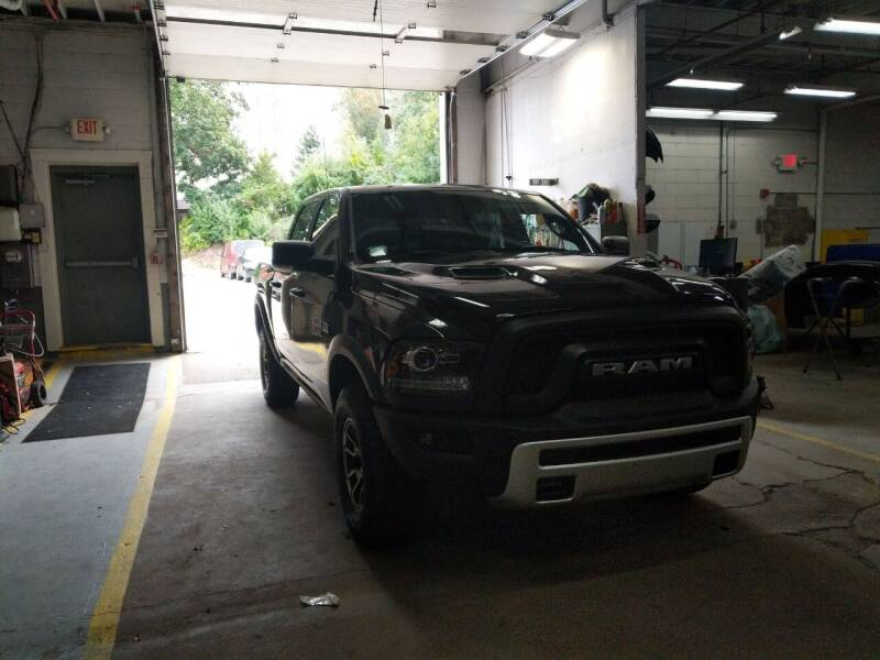 2017 RAM Ram Pickup 1500 for sale at Porcelli Auto Sales in West Warwick RI