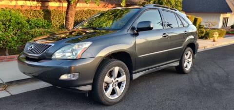 2007 Lexus RX 350 for sale at Apollo Auto El Monte in El Monte CA