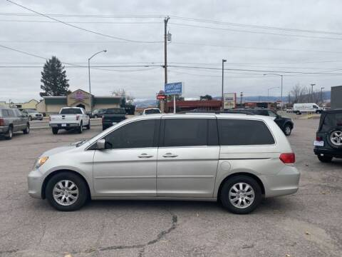 2009 Honda Odyssey for sale at CHEAP CARS in Missoula MT