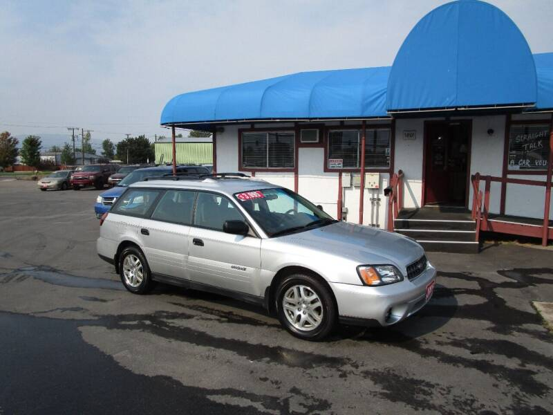 2004 Subaru Outback for sale at Jim's Cars by Priced-Rite Auto Sales in Missoula MT