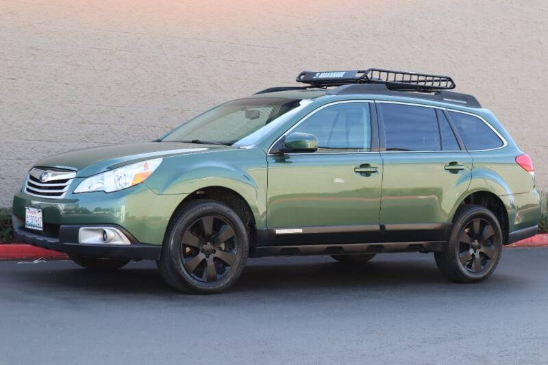 2011 Subaru Outback for sale at Overland Automotive in Hillsboro OR