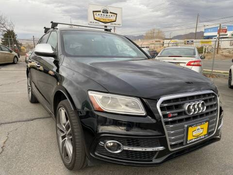 2015 Audi SQ5 for sale at CarSmart Auto Group in Murray UT