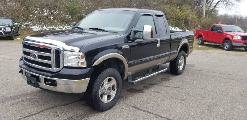 2006 Ford F-250 Super Duty for sale at Five Star Sales in Mondovi WI