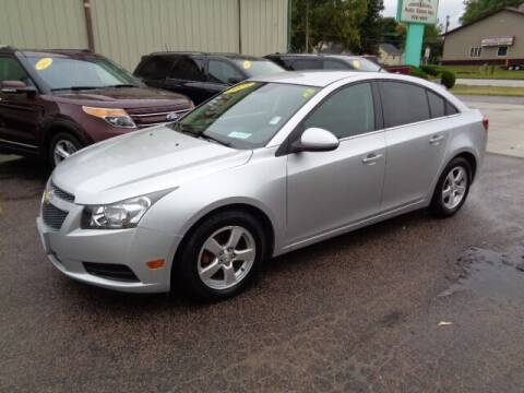 2014 Chevrolet Cruze for sale at De Anda Auto Sales in Storm Lake IA