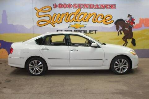 2010 Infiniti M35 for sale at Sundance Chevrolet in Grand Ledge MI