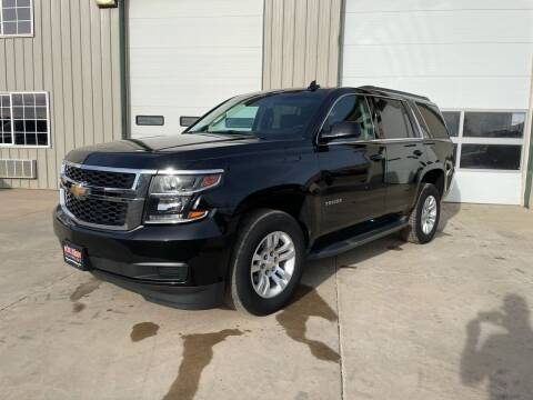 2019 Chevrolet Tahoe for sale at Northern Car Brokers in Belle Fourche SD