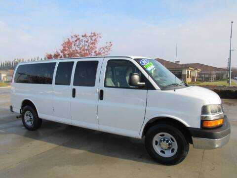 2013 Chevrolet Express Passenger for sale at 2Win Auto Sales Inc in Oakdale CA