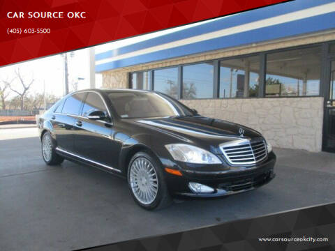 2007 Mercedes-Benz S-Class for sale at Car One - CAR SOURCE OKC in Oklahoma City OK