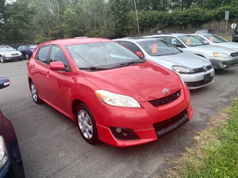 2009 Toyota Matrix for sale at Suburban Wrench in Pennington NJ