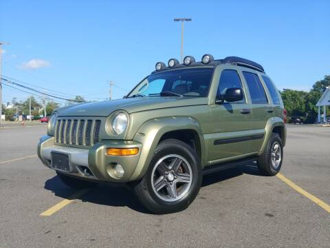 2004 Jeep Liberty for sale at Viking Auto Group in Bethpage NY