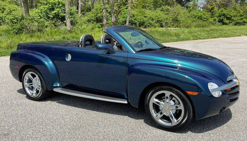 2005 Chevrolet SSR for sale in West Chester, PA