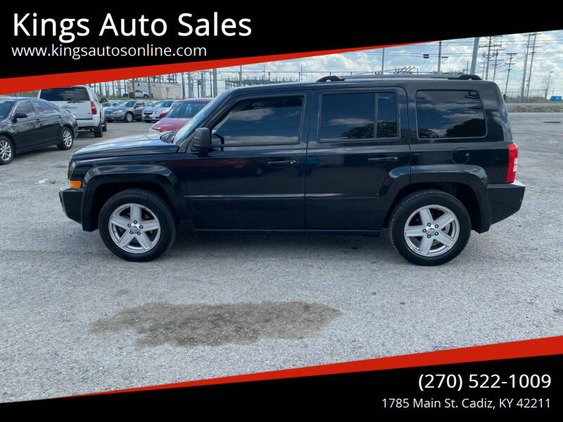 2010 Jeep Patriot for sale at Kings Auto Sales in Cadiz KY