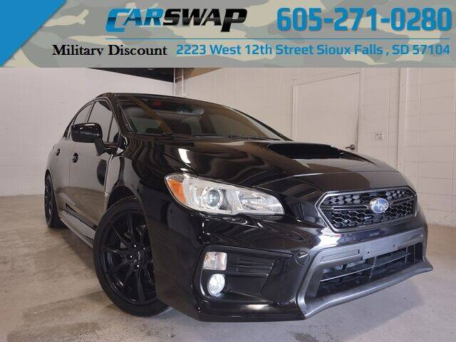 2018 Subaru WRX for sale at CarSwap in Sioux Falls SD