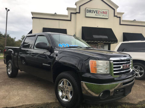 2010 GMC Sierra 1500 for sale at DRIVE ZONE AUTOS in Montgomery AL
