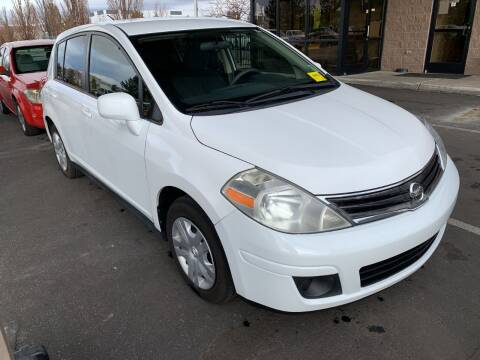 2011 Nissan Versa for sale at Auto Bike Sales in Reno NV