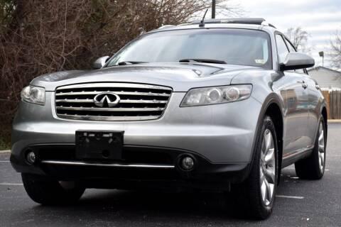 2006 Infiniti FX35 for sale at Wheel Deal Auto Sales LLC in Norfolk VA