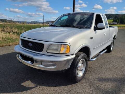1997 Ford F-150 for sale at State Street Auto Sales in Centralia WA