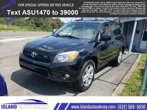2006 Toyota RAV4 for sale at Island Auto Sales in E.Patchogue NY
