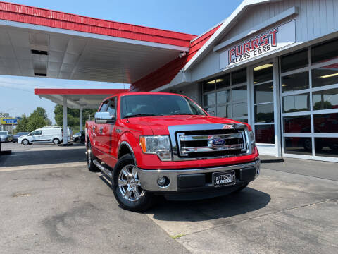 2013 Ford F-150 for sale at Furrst Class Cars LLC in Charlotte NC