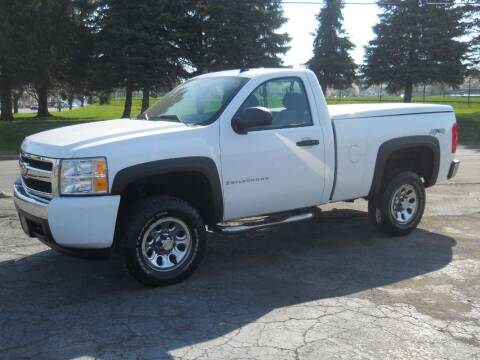 2008 Chevrolet Silverado 1500 for sale at Hern Motors - 111 Hubbard Youngstown Rd Lot in Hubbard OH