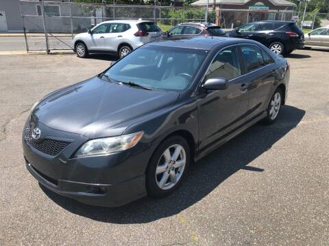 2007 Toyota Camry for sale at New Look Auto Sales Inc in Indian Orchard MA