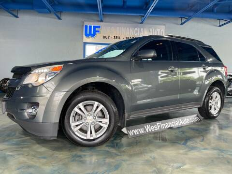 2013 Chevrolet Equinox for sale at Wes Financial Auto in Dearborn Heights MI