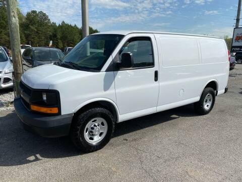 2016 Chevrolet Express Cargo for sale at Billy Ballew Motorsports in Dawsonville GA