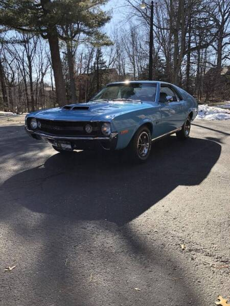 1970 AMC AMX for sale at Jack Frost Auto Museum in Washington MI