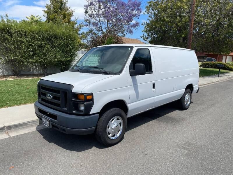 2012 Ford E-Series Cargo for sale at PACIFIC AUTOMOBILE in Costa Mesa CA