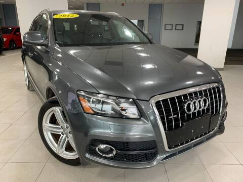 2012 Audi Q5 for sale at Auto Mall of Springfield north in Springfield IL
