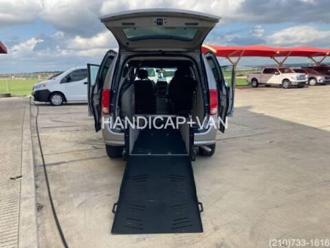 2017 Dodge Grand Caravan for sale at Irving Motors Corp in San Antonio TX