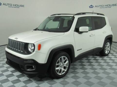 2017 Jeep Renegade for sale at Curry's Cars Powered by Autohouse - Auto House Tempe in Tempe AZ