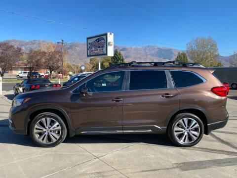 2021 Subaru Ascent for sale at Haacke Motors in Layton UT