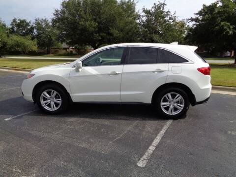 2015 Acura RDX for sale at BALKCUM AUTO INC in Wilmington NC