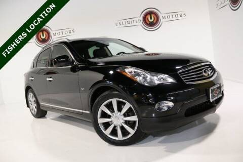 2015 Infiniti QX50 for sale at Unlimited Motors in Fishers IN