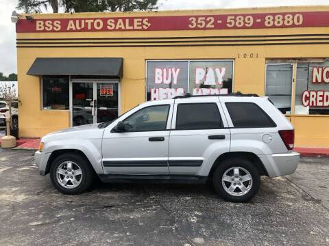2006 Jeep Grand Cherokee for sale at BSS AUTO SALES INC in Eustis FL