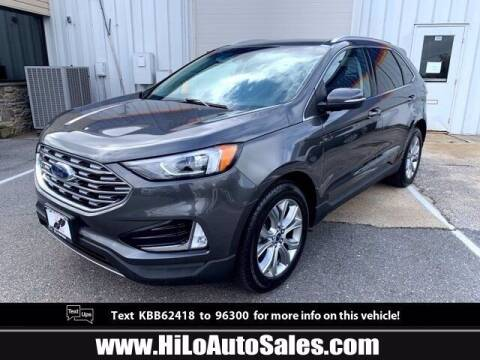 2019 Ford Edge for sale at Hi-Lo Auto Sales in Frederick MD